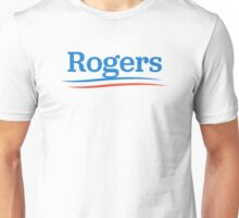 rogers presidential campaign  Unisex T-Shirt
