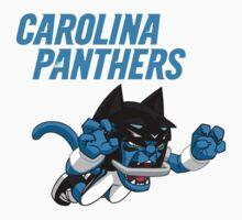 Carolina Panther One Piece - Long Sleeve