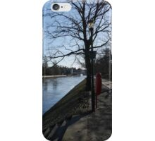 A Sunny Morning In York iPhone Case/Skin
