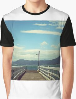Walk With Me Graphic T-Shirt