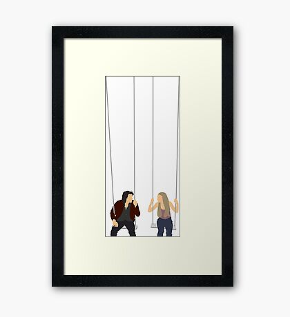 10 Things I Hate About You (Long) Framed Print