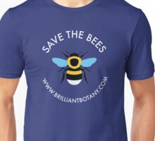 Save the Bees - Bumblebee Unisex T-Shirt