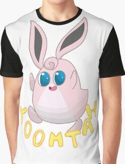Wigglytuff Graphic T-Shirt