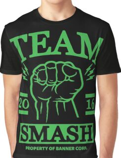 Team Smash Graphic T-Shirt