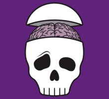 Brainy Skull by Pig's Ear Gear