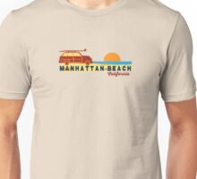 Manhattan Beach CA. Unisex T-Shirt