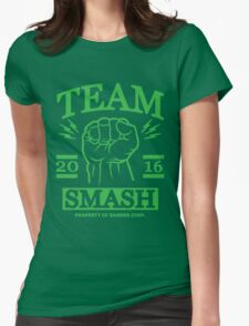 Team Smash Womens Fitted T-Shirt