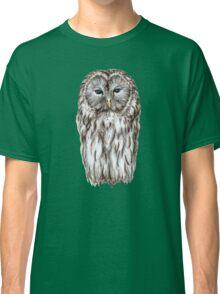Ural white owl Classic T-Shirt