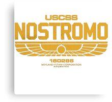 USCSS Nostromo Canvas Print