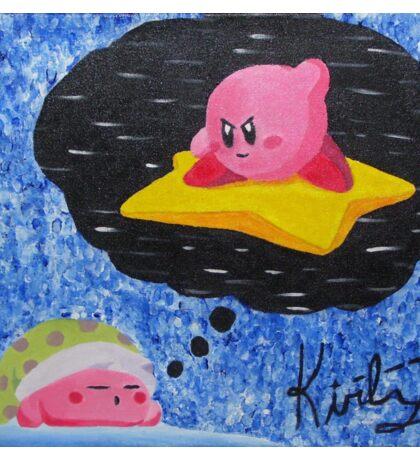 Kirby Dream Ride Sticker