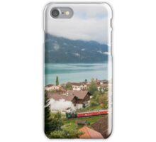 Brienz, Switzerland iPhone Case/Skin