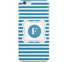 F Spontanious iPhone Case/Skin