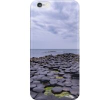 Rocks of the Giant's Causeway iPhone Case/Skin