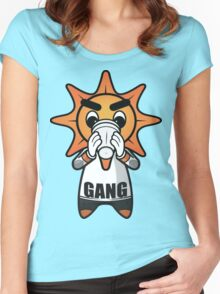 Chief Keef|Glo Gang Women's Fitted Scoop T-Shirt
