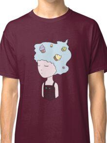 sweet cotton candy girl  Classic T-Shirt