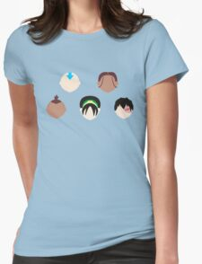 The Gaang - Minimalist Womens Fitted T-Shirt