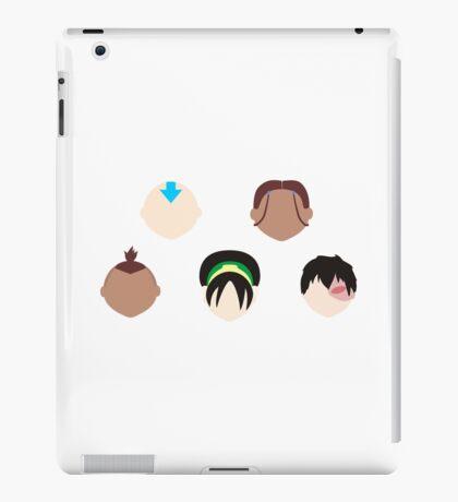 The Gaang - Minimalist iPad Case/Skin