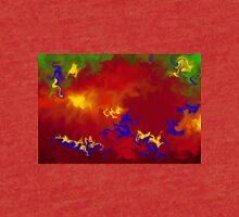 Cerimento V1 - digital abstract Tri-blend T-Shirt