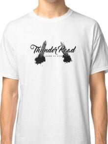 Thunder Road Tires - Light Classic T-Shirt