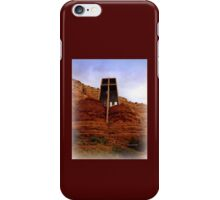 Church in the Rock iPhone Case/Skin