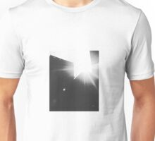 The Sun Shining Bright in the Concrete Jungle Unisex T-Shirt