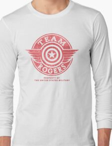 Team Rogers Long Sleeve T-Shirt