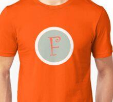 F Simple Unisex T-Shirt