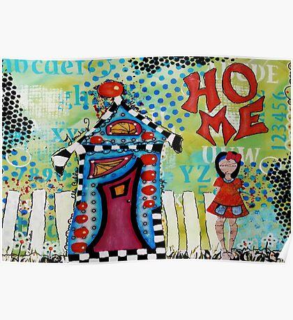 Home Girl  Poster