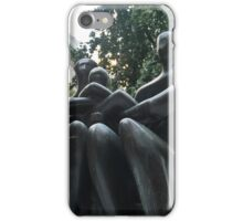 Henry Moore at MoMA iPhone Case/Skin