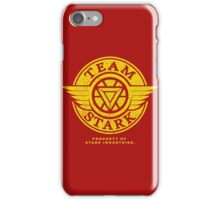Team Stark iPhone Case/Skin