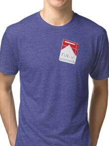 Fuk u cigarettes Tri-blend T-Shirt