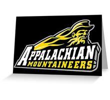 Appalachian State Greeting Card