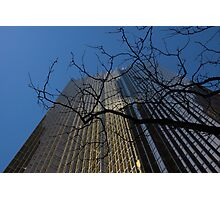 Toronto's Golden Bank - Royal Bank Plaza Downtown Photographic Print