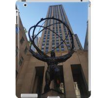 Atlas in the Sun, 30 Rock iPad Case/Skin