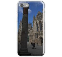 Early Morning at York Minster  iPhone Case/Skin