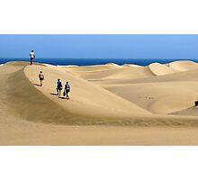 Dune Clamber Photographic Print
