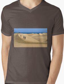 Dune Clamber Mens V-Neck T-Shirt