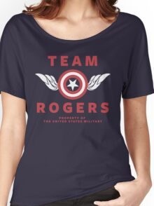 Team Rogers Women's Relaxed Fit T-Shirt