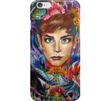 Holly Golightly Carnival iPhone Case/Skin