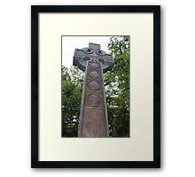 Irish Brigade Monument II Framed Print
