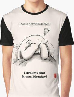 Horrible Dream Graphic T-Shirt