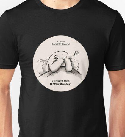 Horrible Dream Unisex T-Shirt