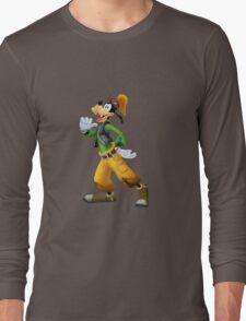 Goofy Long Sleeve T-Shirt