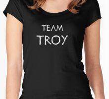 Team Troy / Iliad Women's Fitted Scoop T-Shirt