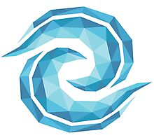 Chess Mobile Health Logo Photographic Print