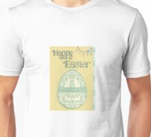 Happy easter egg Unisex T-Shirt