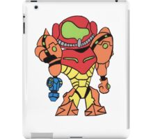 Robot Girl iPad Case/Skin