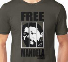 FREE MANDELA Unisex T-Shirt
