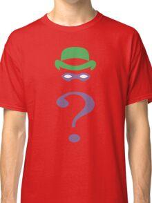 The riddler minimalist Classic T-Shirt