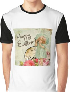 Easter time Graphic T-Shirt